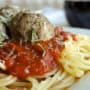Gluten Free Meatballs Pic