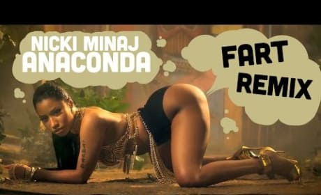 Nicki Minaj Fart Video