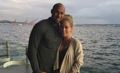 Kendra Wilkinson and Hank Baskett: So in Love!