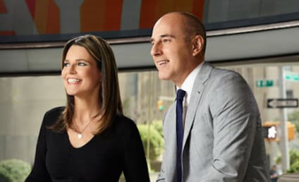 The Today Show Shake-Up: Who May Be Out?