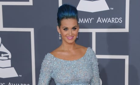Katy Perry at Grammys
