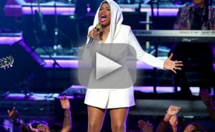 Jennifer Hudson Honors Prince at 2016 BET Awards