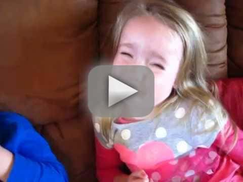 Four-Year-Old Has Existential Crisis