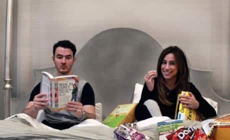 Kevin and Danielle Jonas Baby Announcement