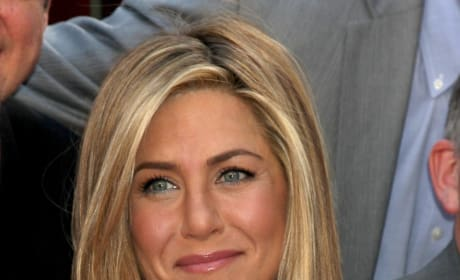 Jennifer Aniston in Hollywood