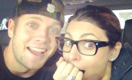 Jamie-Lynn Sigler: Engaged to Cutter Dykstra!