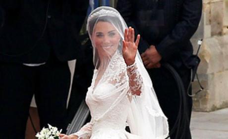 Whose wedding dress do you like best?