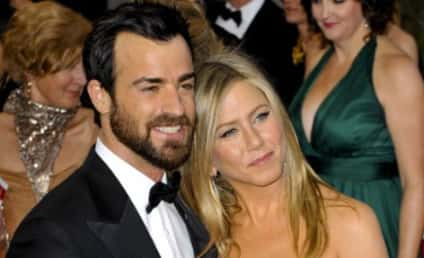 Jennifer Aniston, Justin Theroux to Wed This Spring?