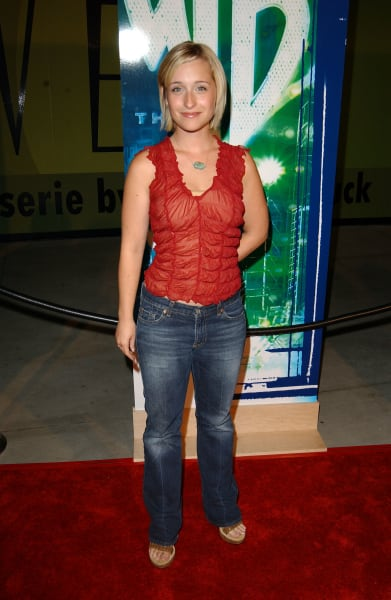 Allison Mack, During the WB Days