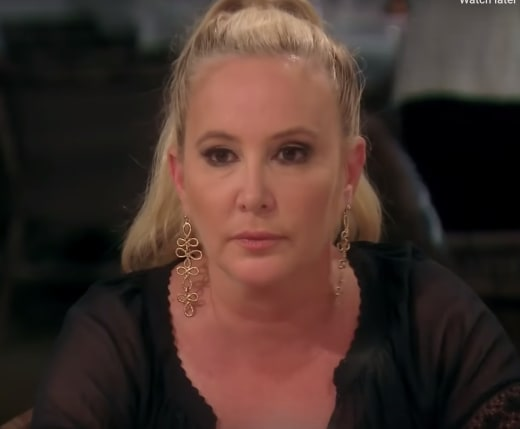 Shannon Beador Is Not Impressed