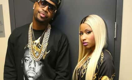 Nicki Minaj RIPS Safaree Samuels: Get Your Own Money, Loser!