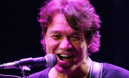 Eddie Van Halen Surgery Delays Tour of Japan