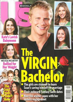 Sean Lowe: Virgin?