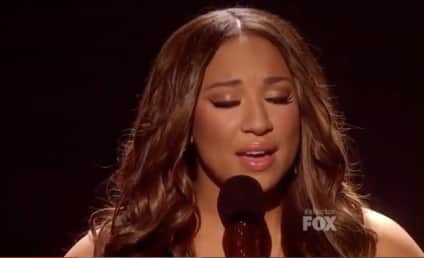Melanie Amaro on The X Factor: A Hero Who Feels Good!