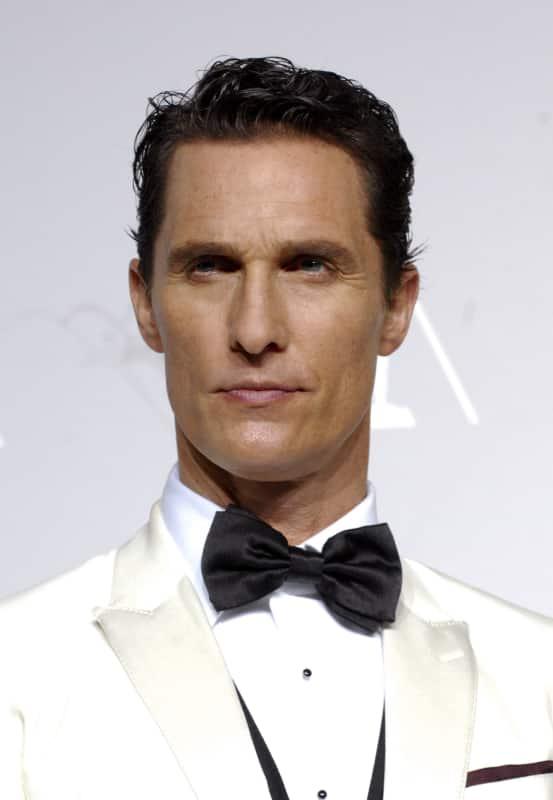 Matthew McConaughy: Revolving Doors!