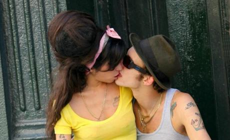 Mr. and Mrs. Amy Winehouse