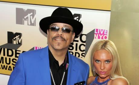 Ice-T Coco 2006 VMAs