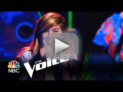 Christina Grimmie - Some Nights (The Voice)