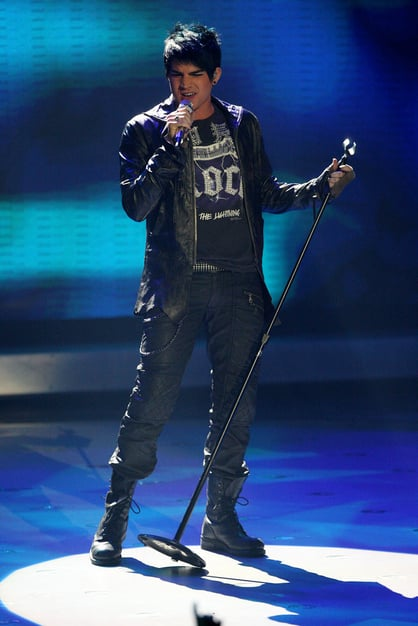 Adam Lambert, Cryin