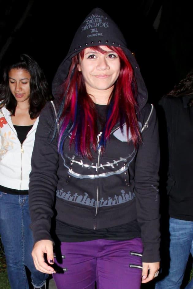Photo of Allison Iraheta