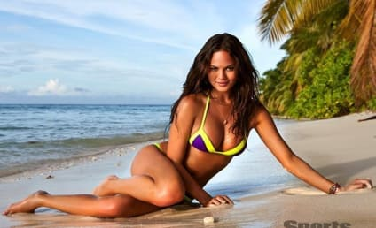 Chrissy Teigen Bikini Photos: THG Hot Bodies Countdown #47!