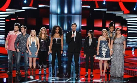 Did Judith Hill and Sarah Simmons deserve to go home on The Voice?