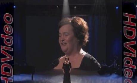 Susan Boyle on America's Got Talent