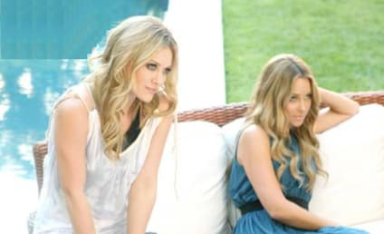 First Photo: Hilary Duff on Gossip Girl