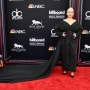 Christina Aguilera at the BMAs