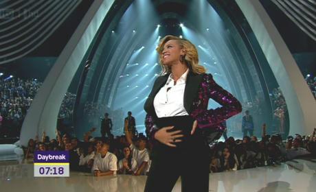 Beyonce Pregnancy Pic
