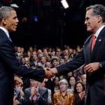 Obama and Romney Debate