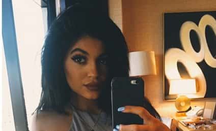 Kylie Jenner Selfie Sparks Butt Implant Rumors: Did She Get Work Done?!