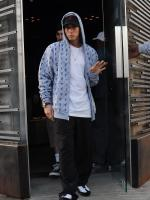 Eminem Seems Bummed
