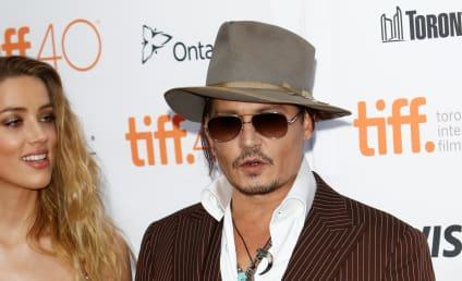 Johnny Depp: Drunken Assault on Amber Heard Revealed?