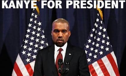 The Internet Really Wants Kanye West to Run for President