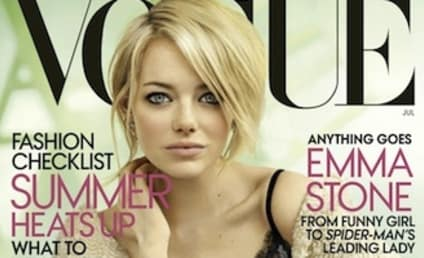 Emma Stone Covers Vogue, Receives Amazing Praise