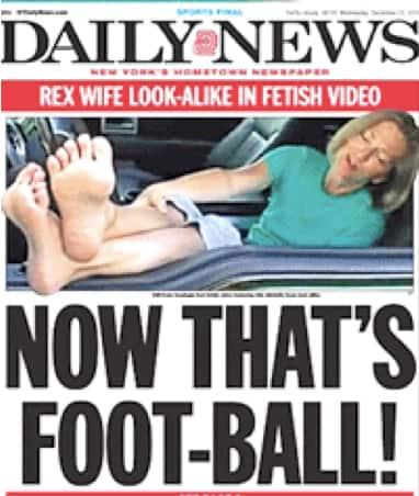Michelle Ryan Foot Fetish?