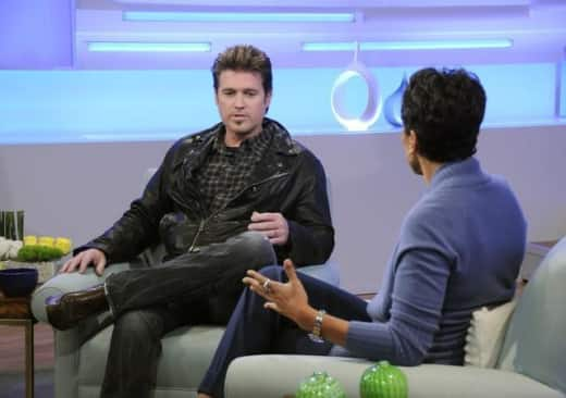 Billy Ray Cyrus on Good Morning America