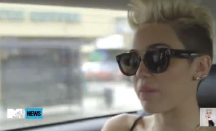 Miley Cyrus: I Work Hard!