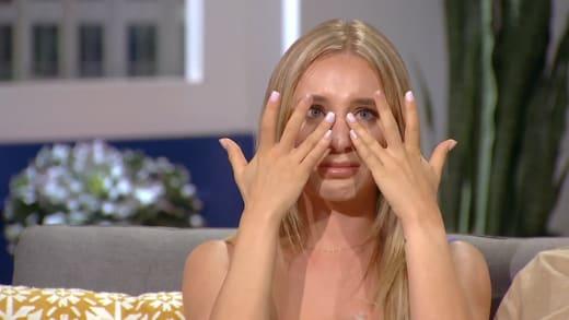 Yara Zaya cries in response to Jovi bachelor party