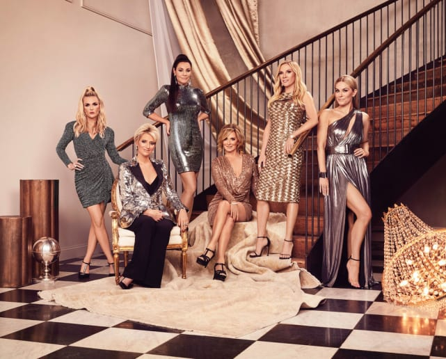 The real housewives of new york season 12 cast