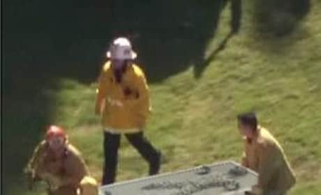 Harrison Ford Post-Plane Crash