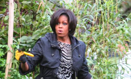 Outdoorsy First Lady