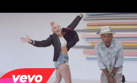 "Pharrell Williams (Ft. Miley Cyrus) - ""Come Get It Bae"""