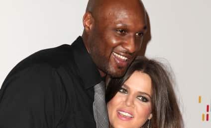 Khloe Kardashian Stays By Lamar Odom's Bedside as Rest of Family Leaves Las Vegas