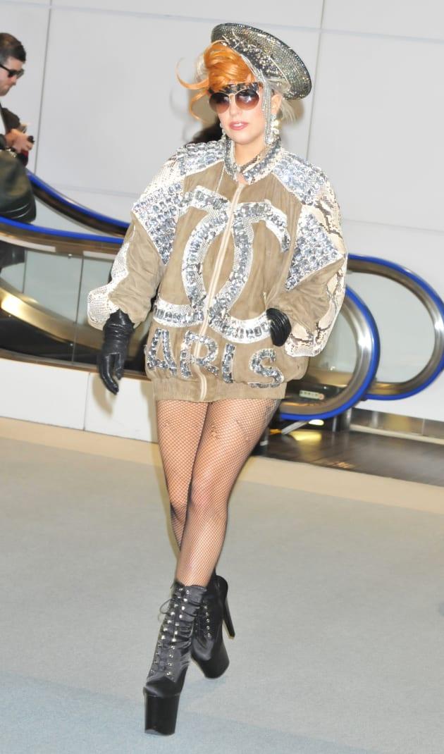 Lady Ga Ga Photo