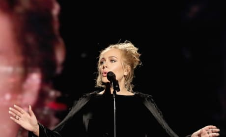 Adele Honors George Michael