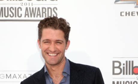 Who looked better at the Billboard Music Awards: Matthew Morrison or Snoop Dogg?