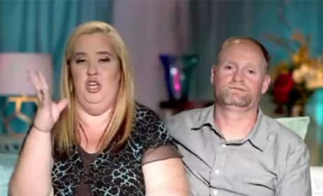 Mama June and Sugar Bear on Marriage Boot Camp