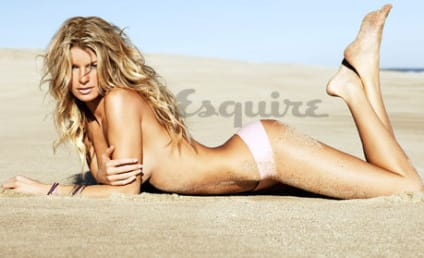 Marisa Miller in Esquire: Sizzling for the Summer!